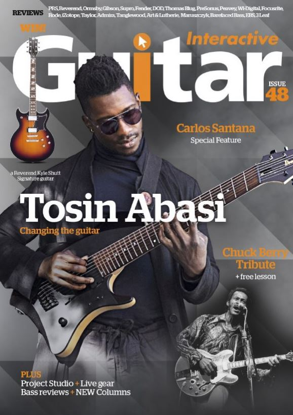 Download Guitar Interactive Issue 48 2017