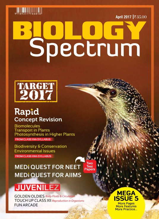 Download Spectrum Biology - April 2017