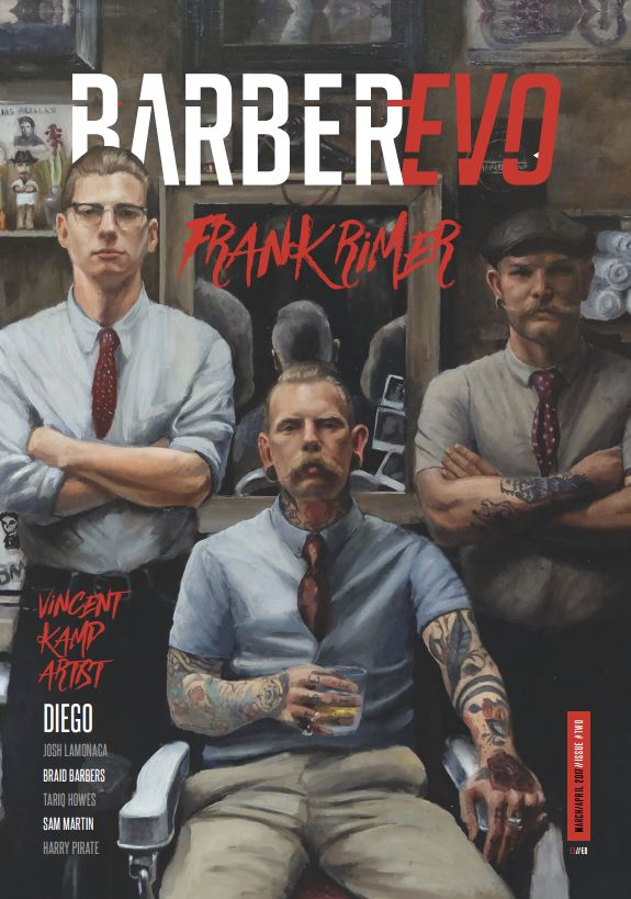 Download Barber Evo Issue 2 MarchApril 2017
