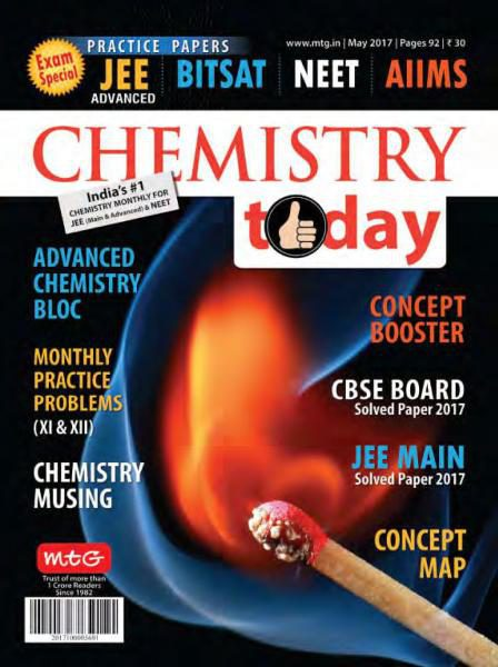 Download Chemistry Today — May 2017