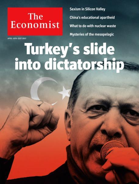 The Economist USA April 15 21 2017 PDF download free