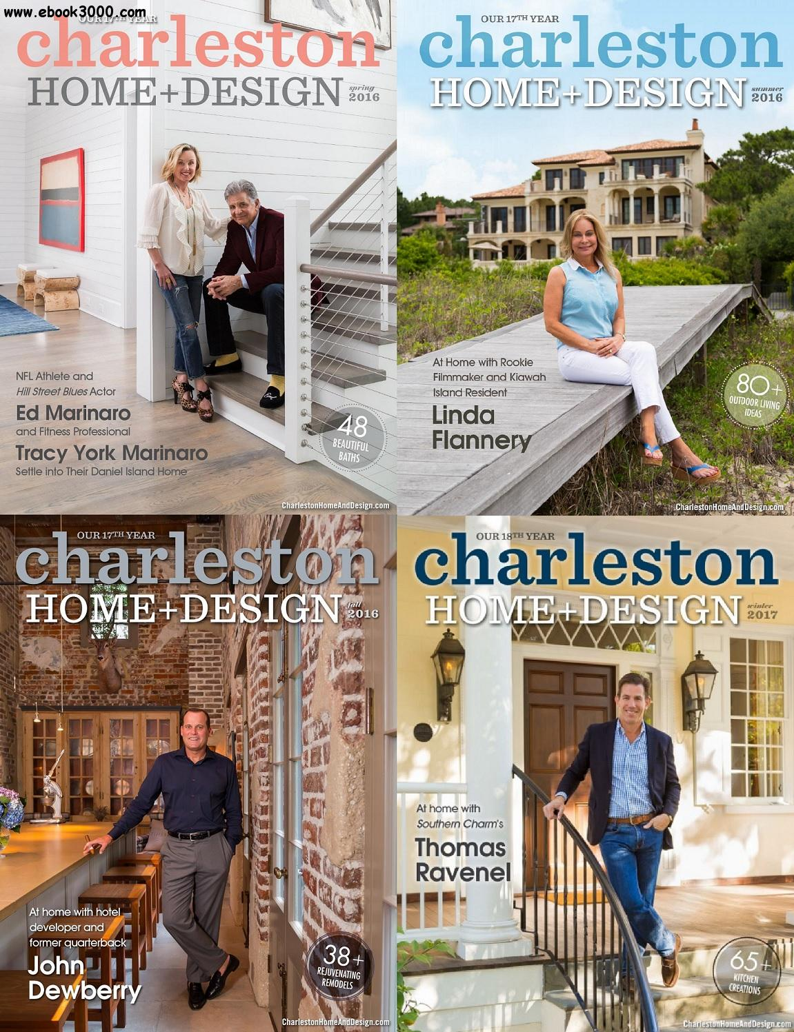 Charleston Home Design Fall 2016 Pdf Download Free