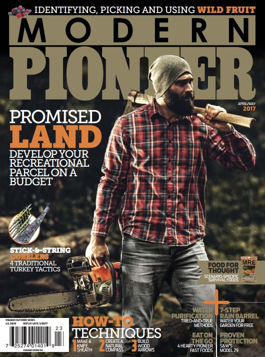 Pdf Magazine Download >> Modern Pioneer AprilMay 2017 PDF download free