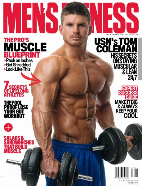 Men's Fitness South Africa – March 2017