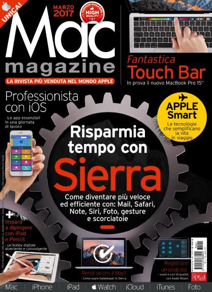 Download Mac Magazine N.101 — Marzo 2017