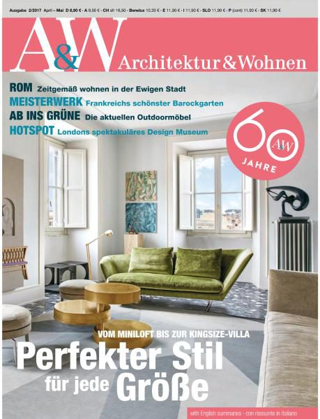 architektur & wohnen – april-mai 2017 pdf download free, Moderne deko