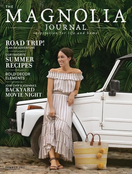 Magnolia Journal Summer 2017 Issue NEW