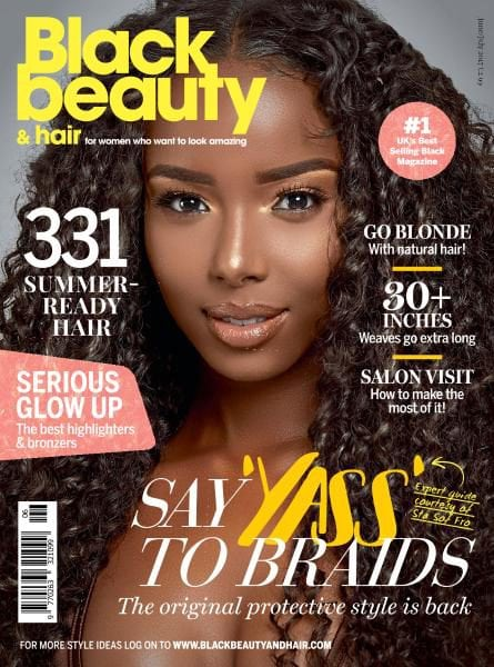 Black Beauty & Hair – June-July 2017 PDF download free - photo#48