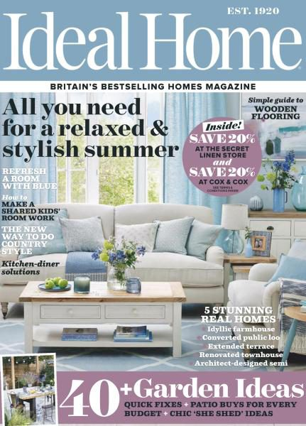 Ideal Home Uk July 2017 Pdf Download Free