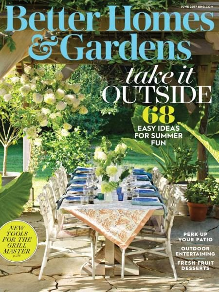 Better homes and gardens usa june 2017 pdf download free Better homes and gardens download