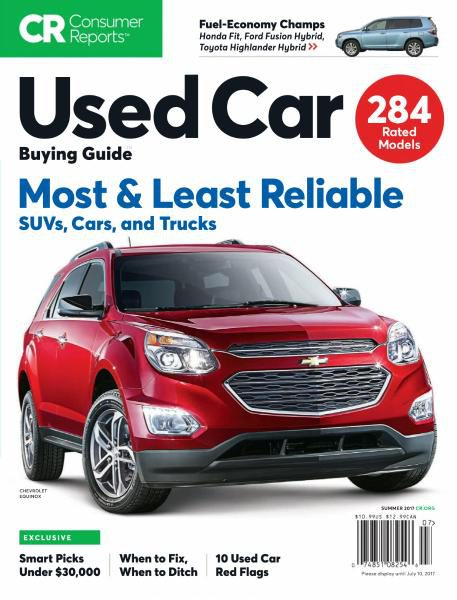 consumer reports used car buying guide july 2017 pdf download free rh magazinelib com Consumer Reports Logo Consumer Reports Appliances