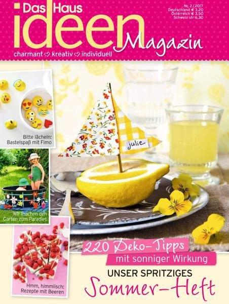 Das Haus Ideen Magazin U2013 Nr.2 2017
