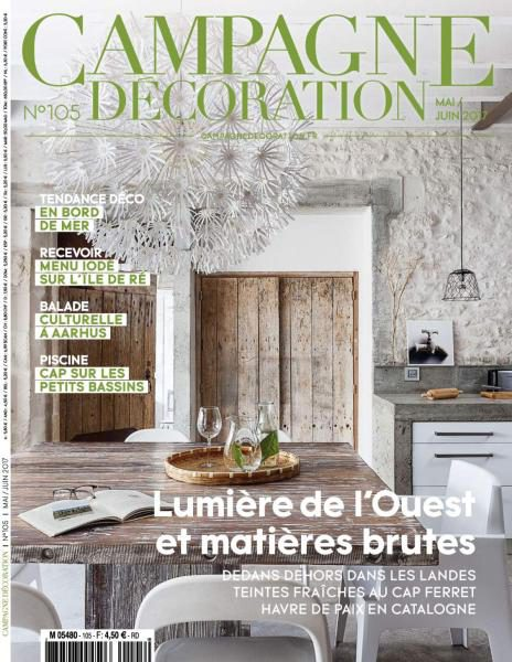 Campagne decoration mai juin 2017 pdf download free for Campagne decoration
