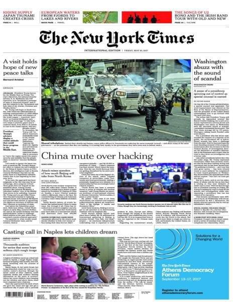 new york times pdf download