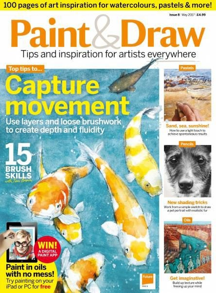Download Paint & Draw – May 2017