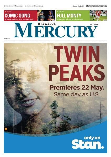 Illawarra Mercury - WATCH: They thought I was dead: How