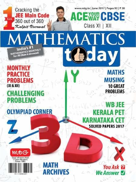 Download Mathematics Today – June 2017