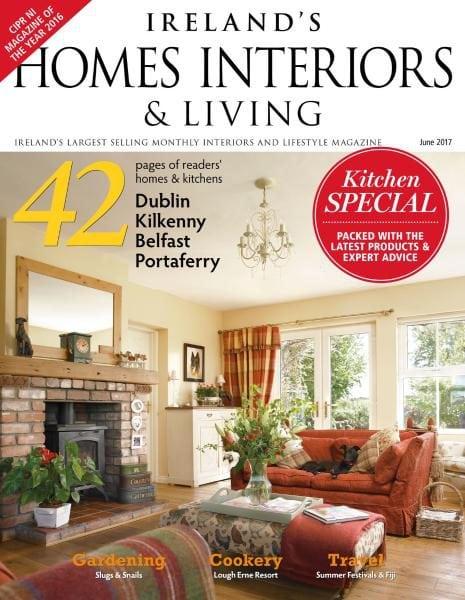 Ireland S Homes Interiors Living June 2017 PDF Download Free
