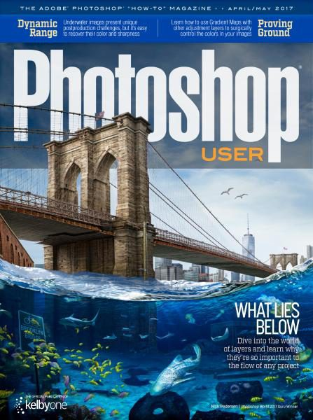 Download Photoshop User — April-May 2017