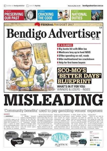 Download Bendigo Advertiser – May 10, 2017