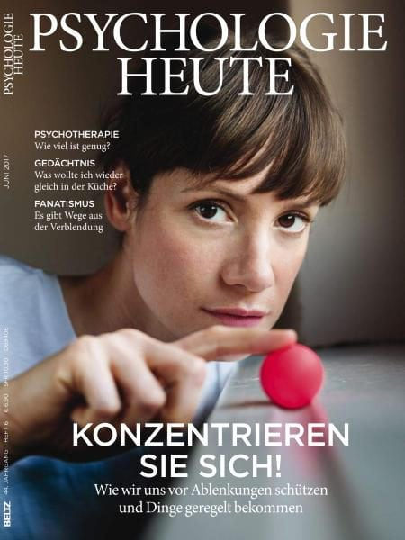Download Psychologie Heute – Juni 2017