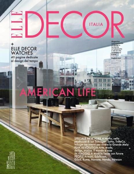 Elle decor italia maggio 2017 pdf download free for Elle decor italia