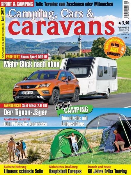 camping cars caravans juni 2017 pdf download free. Black Bedroom Furniture Sets. Home Design Ideas