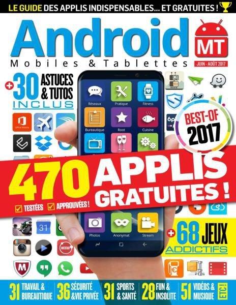 Download Android Mobiles et Tablettes — Juin-Aout 2017