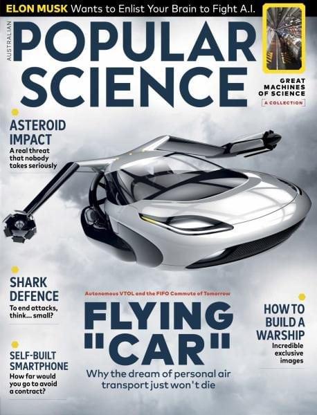 Popular Science Australia — June 2017 PDF download free