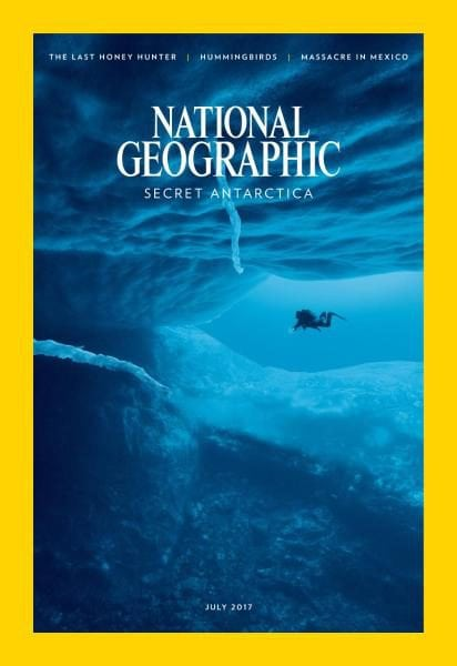 National Geographic USA July 2017 PDF download free