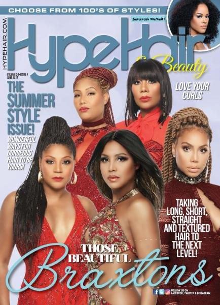 Download Hype Hair & Beauty — June 2017