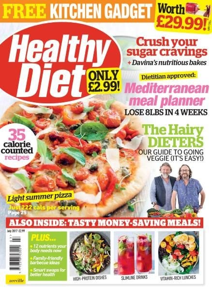 Download Healthy Diet — July 2017