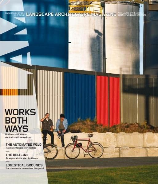 Landscape Architecture Magazine Usa June 2017 Pdf