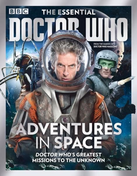 The Essential Doctor Who Issue 11 Adventures In Space