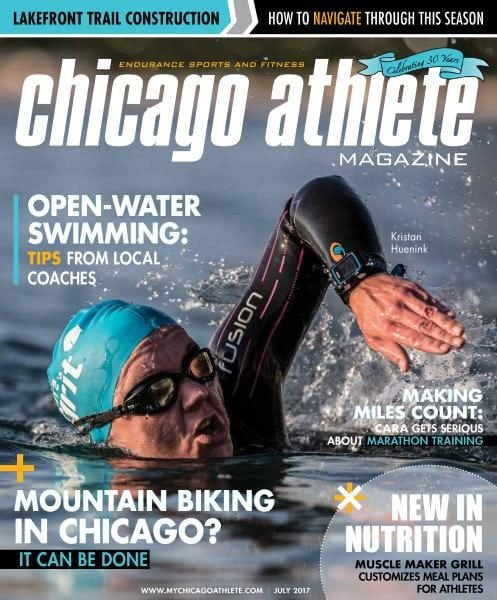 Download Chicago Athlete Magazine — July 2017