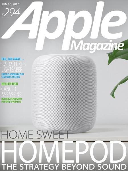 Download AppleMagazine — Issue 294 — June 16, 2017