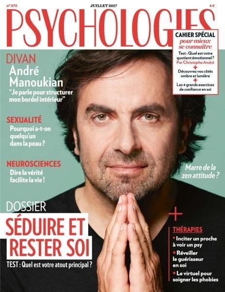 Download Psychologies France N.375 – Juillet 2017