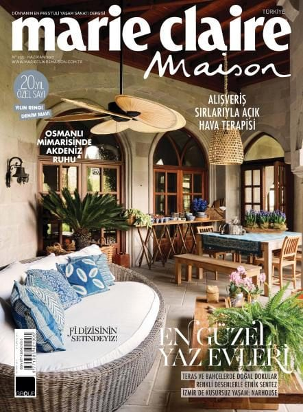 Marie claire maison turkey haziran 2017 pdf download free for Maison marie claire