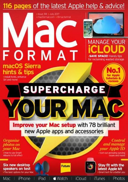 Download MacFormat — Issue 314 — July 2017