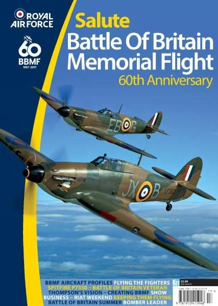 Royal Air Force Salute Battle of Britain Memorial Flight ...