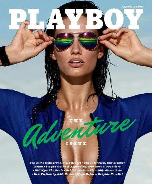 Download Playboy USA — July-August 2017