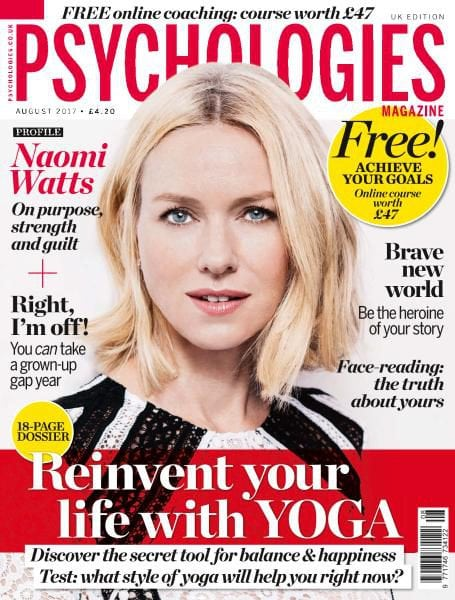Download Psychologies UK — Issue 143 — August 2017