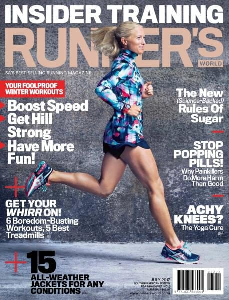 Runner S World South Africa July 2017