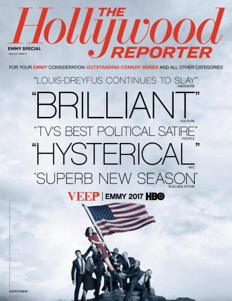 Download The Hollywood Reporter — June 2017 (Emmy 4)