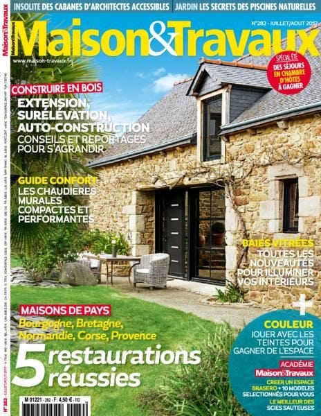 Maison travaux juillet ao t 2017 pdf download free for Maison travaux decoration