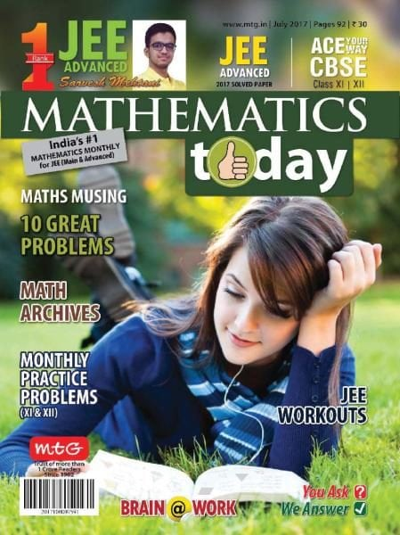Download Mathematics Today — July 2017