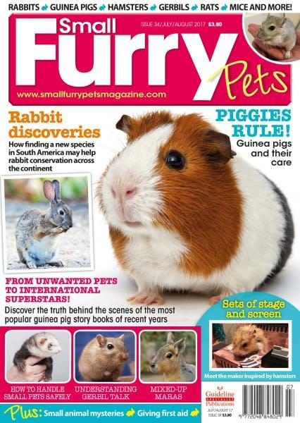 Small Furry Pets Issue 34 July August 2017 Pdf Download Free