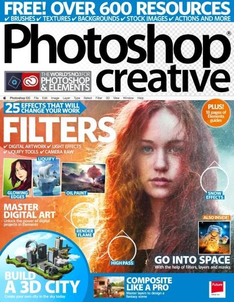 Download Photoshop Creative - Issue 154 2017