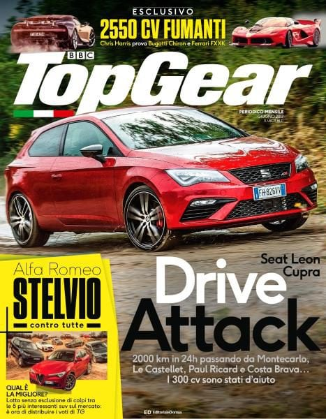 Download BBC Top Gear Italia — Giugno 2017