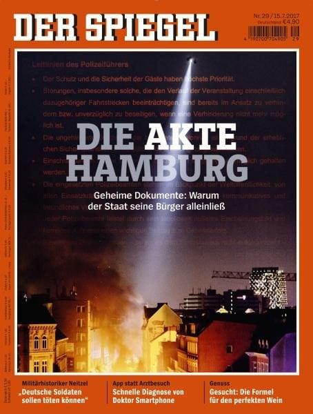 Der spiegel 15 juli 2017 pdf download free for Spiegel download